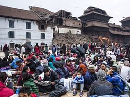 Fundraising to provide emergency shelter kits for families and earthquake survivors in Nepal.