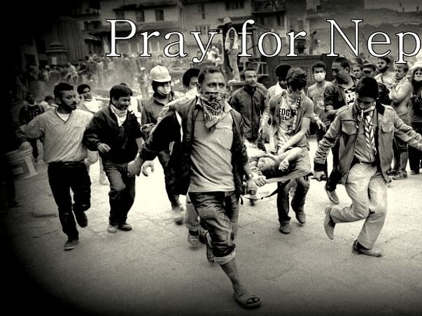I am fundraising to relief fund for Earthquake victims in Nepal