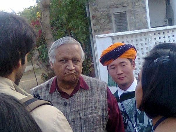 I am fundraising to help Tapak, the wannabe entrepreneur from Arunachal in joining Yuva Prerna Yatra