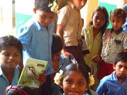 I am fundraising to provide basic education to construction workers children In Bangalore. Every support counts!