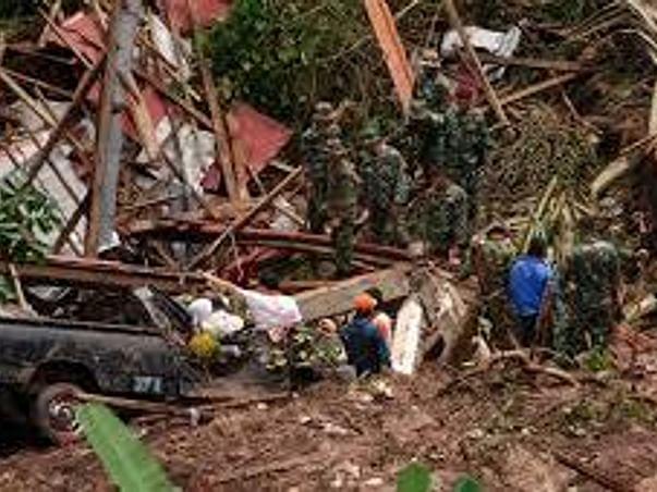 I am fundraising to fORMER HOUSE BUILDING DISASTER LANDSLIDE