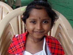 I am fundraising to girl child bone surgery