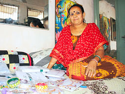 I am fundraising to empower rural women to start their own businesses