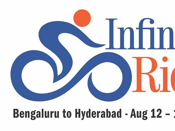 I am cycling to infinity ride 2015