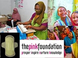I am fundraising to production of Low Cost Sanitary pad for poor women