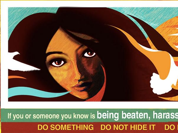 I am pledging my birthday to help Akshara stand up against domestic violence!