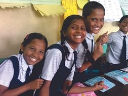 We are building a holistic learning center in a low-income school in Mumbai. Help us make this a reality!