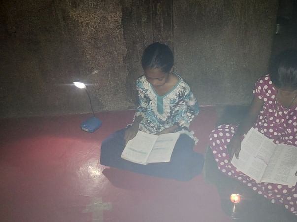 Rural Mania is fundraising to provide solar lanterns in Kelichapada village. Join our cause!