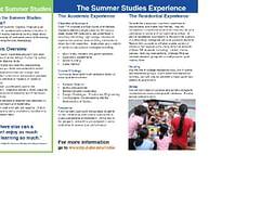 I am fundraising to help talented Parikrma students attend Duke Univ's Talent Identification Program