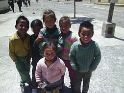 We are fundraising to help needy kids from remote Spiti Valley get access to a quality education
