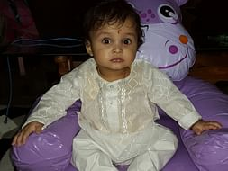 I am fundraising to bone Marrow Transplantation of friend 1year old son
