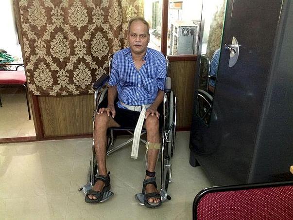 I am fundraising to umashankar Treatment Expenses