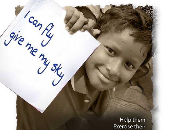 Raising funds for education of 300+ opportunity deprived children