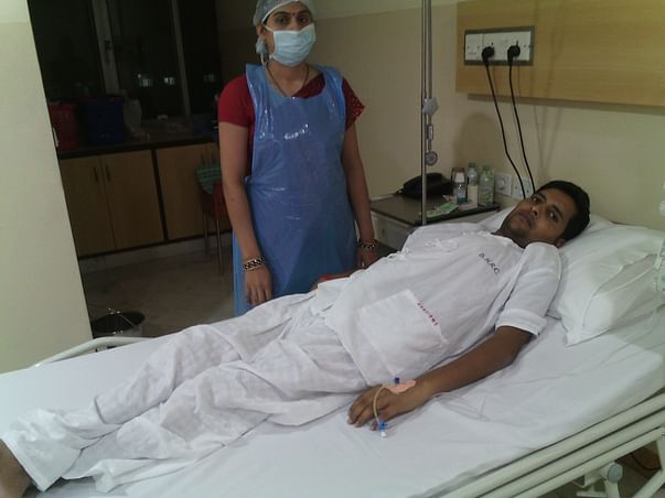 I am fundraising to financial Support to Blood Cancer Patient Manoj