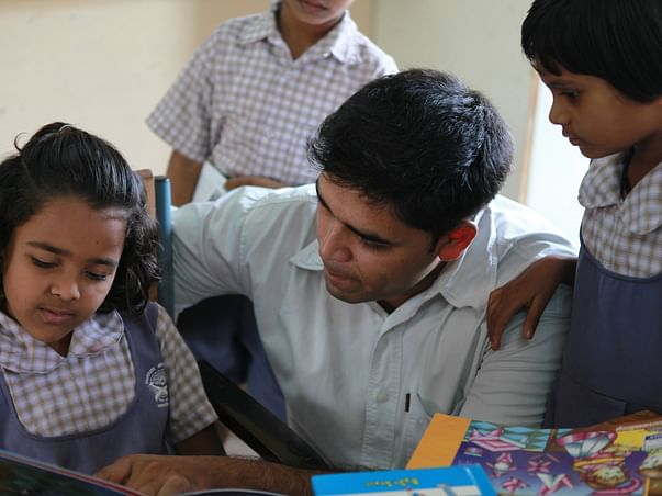 This Teacher's Day help Mantra train teachers for under-privileged communities