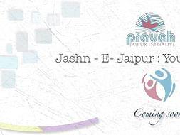 I am fundraising to Jashn E Jaipur - A youth Festival