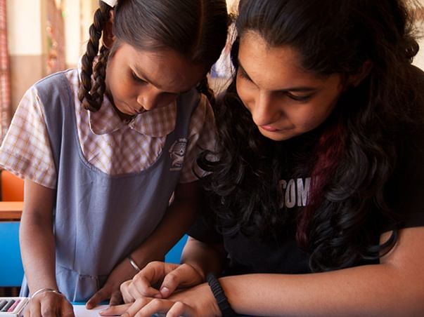 Mentor Me India helps over 250 children in low-income communities grow to their full potential by supporting enduring one-to-one relationships.