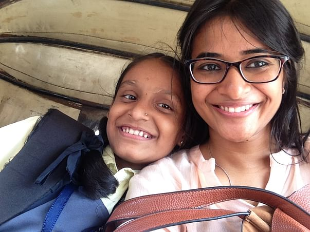 I am fundraising to empower a child in Mumbai to reach their full potential