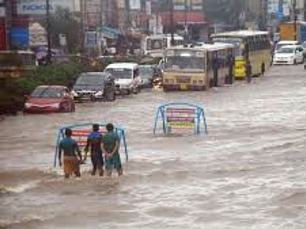 Support to restore Chennai