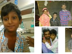 I am fundraising for Amar to Fight Cancer