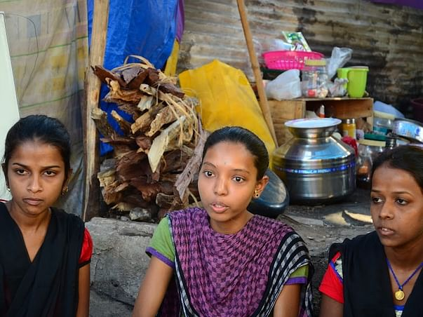 Help Geeta fight toilet woes in the charred slums of Kandivali