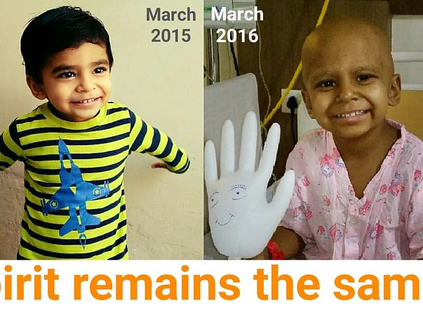 I am fundraising for my 2 year old son,  Hitarth who has blood cancer. Please come and contribute to save his life. Every support counts!