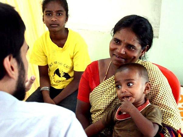 Empowering the women in Bullahalli through social enterprises