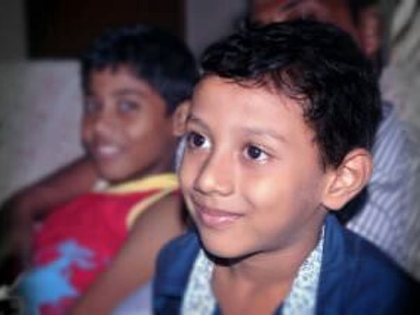 Six year old Vineet needs your help to fight for his life