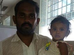 Make 9-Month-Old Shrinika Fight Cancer.