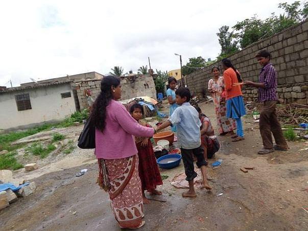 Nandi Hillathon: Education for quarry workers' children, Chikballapur