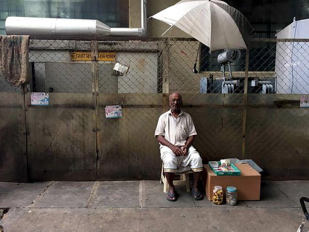 Help Radhakrishnan set up his shop