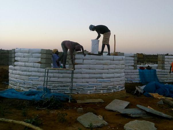 Let's build a model farm at 'Protovillage'