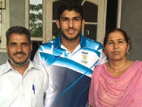 Help Avtar Singh's parents watch their son at the Rio Olympics