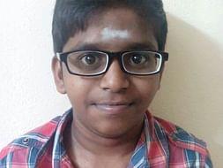 Save 15-year-old Jeyaram from a rare blood disorder