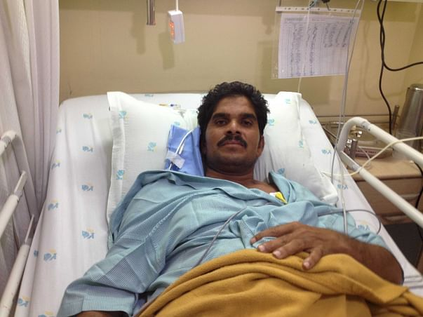 Help Venkatesh undergo a surgery and save his life