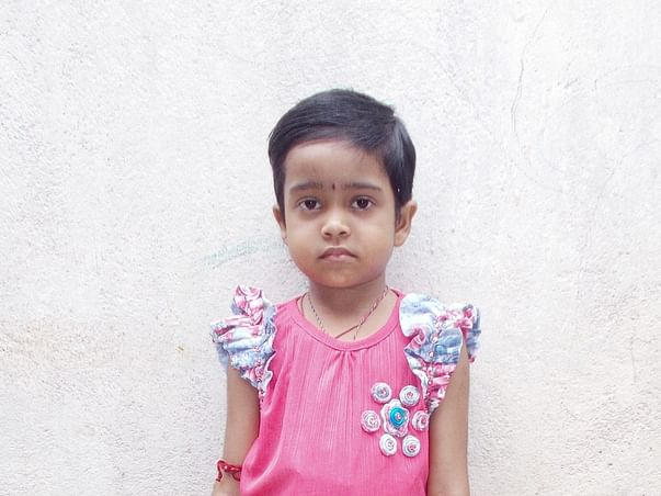 Help 5-year-old Antara fight cancer (Leukemia)