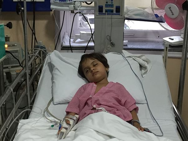 Help my daughter for a heart transplant