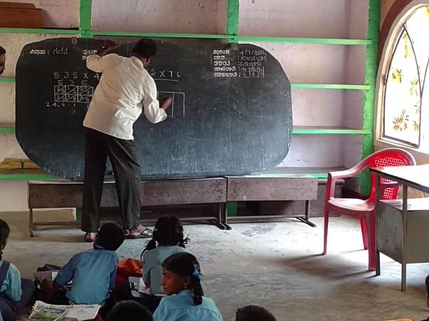 Provide Internet for a very deserving Government School in Bangalore
