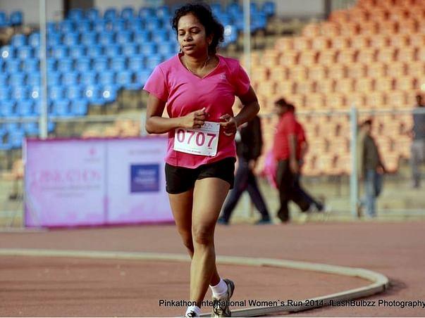 I am Running this Bengaluru Marathon to Support Mitra Jyothi
