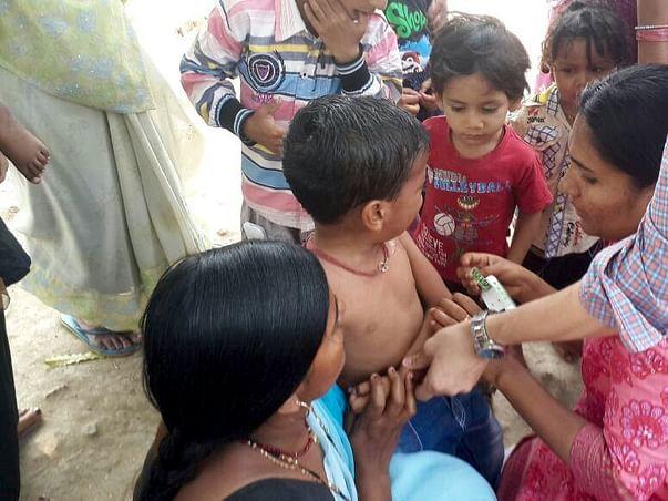 Save the lives of severely malnourished children in Bihar