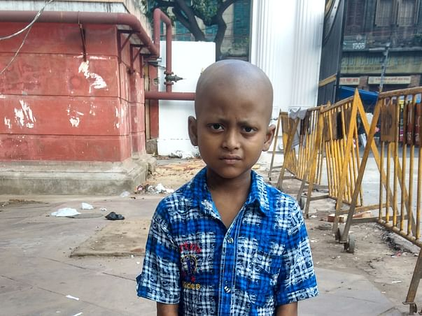 Help 8 year old Kamlesh in his second fight against cancer