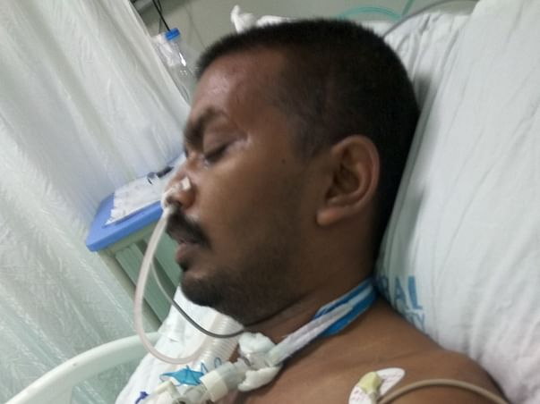 Help Karthik To Recover From A Traumatic Brain Injury