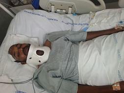 Help Our Friend Vinod Undergo Urgent Spine Surgery