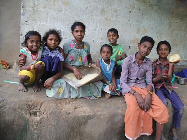 Help me to buy new dresses for these precious children !