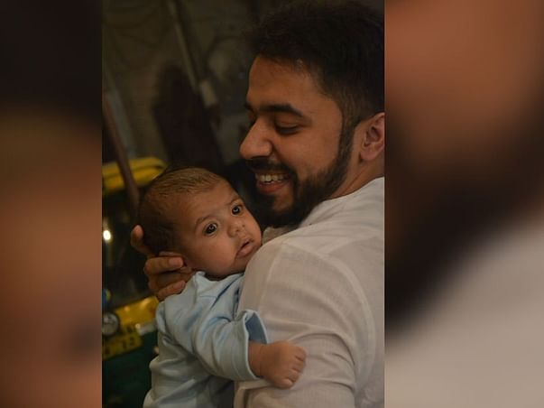 Help My 4-Month-Old Son Undergo Bone Marrow Transplant