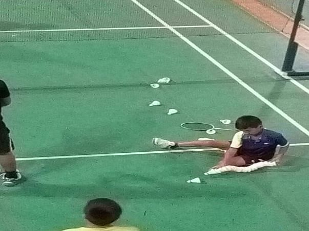Support This Talented 8-Year-Old Badminton Player With His Training