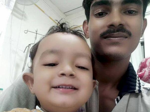 Help Little Bivan Fight Cancer