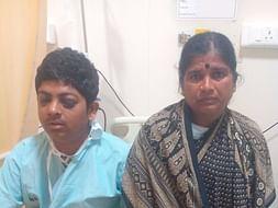 Help Baliram undergo chemotherapy for Acute Myeloid Leukemia