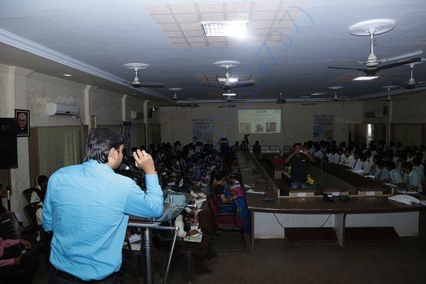 Seminar at Hoshangabad, MP on 10/09/2016