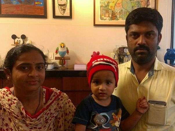 Save This 2-year-old From Losing His Life To A Rare Form Of Tumor